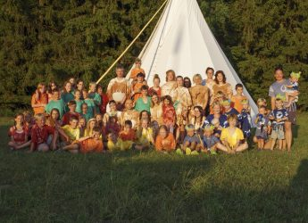 Fotky z letního tábora