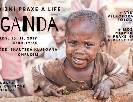 Uganda – promítání a povídání o studijní praxi