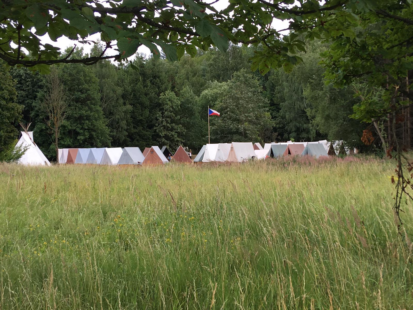 Fotky z tábora