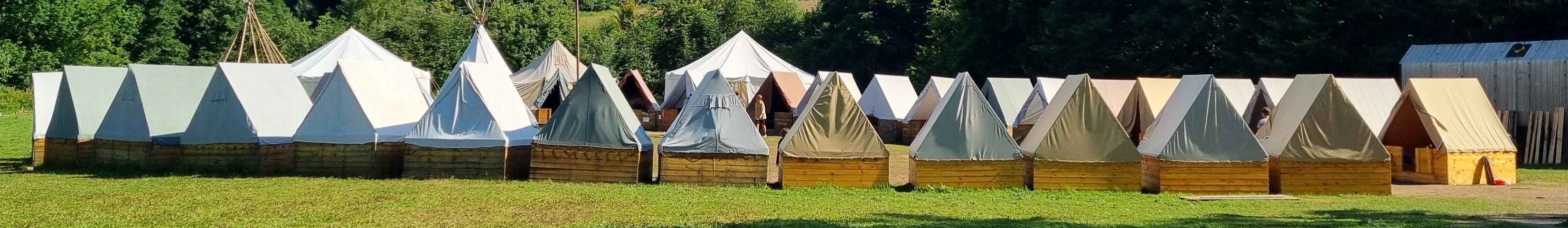 Promítání fotek z tábora – Lukavice 2021